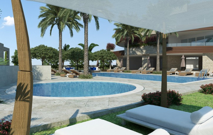 4InvestmentLand_Developtment_CoralBay_Peyia_Cyprus_pool_